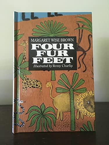 9780929077031: Four Fur Feet