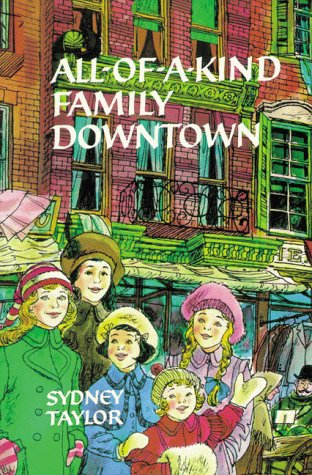 9780929093017: All-of-a-Kind Family Downtown