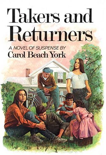 9780929093185: Takers and Returners: A Novel of Suspense