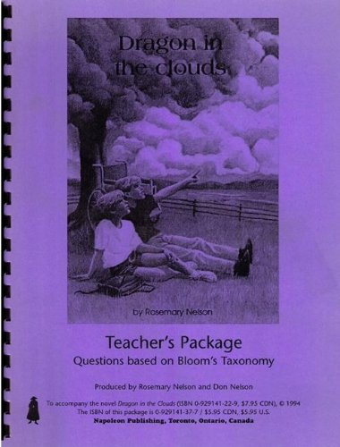 Dragon in the Clouds, Teachers Package (0929141377) by Rosemary Nelson; Don Nelson