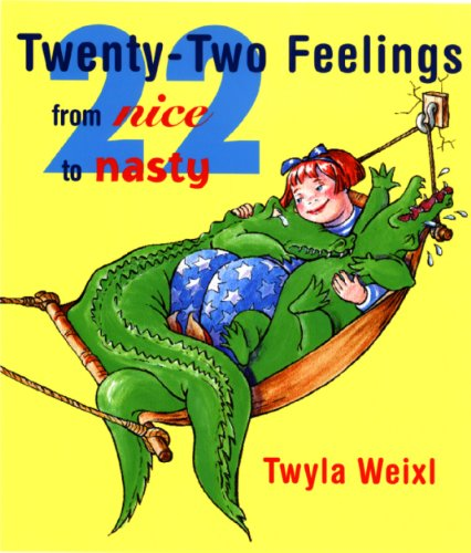 9780929141701: Twenty-Two Feelings, From Nice to Nasty