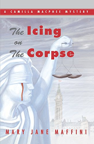 9780929141817: The Icing on the Corpse: A Camilla MacPhee Mystery (Camilla MacPhee Mysteries)