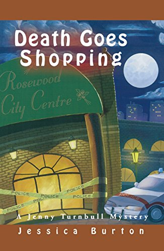 9780929141954: Death Goes Shopping (Jenny Turnbull Mysteries)