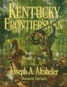 9780929146010: Kentucky Frontiersmen: The Adventures of Henry Ware, Hunter and Border Fighter