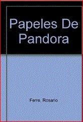 9780929157115: Papeles De Pandora