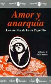 9780929157153: Amor y Anarquia: Los Escritos de Luisa Capetillo (Clasicos Huracan) (Spanish Edition)