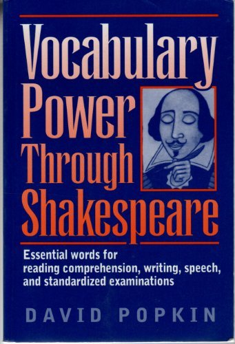 9780929166032: Vocabulary Power Through Shakespeare