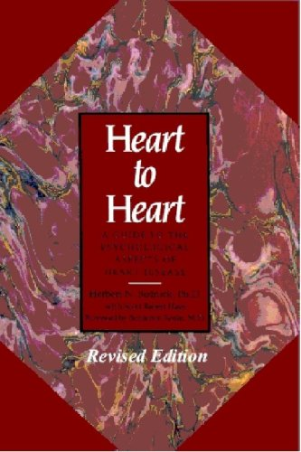 9780929173153: Heart to Heart: A Guide to the Psychological Aspects of Heart Disease