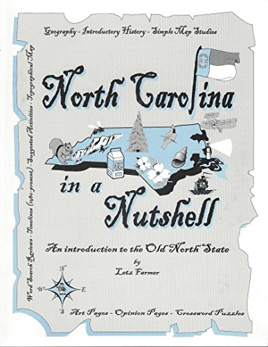 9780929223124: North Carolina in a Nutshell: An Introduction to the