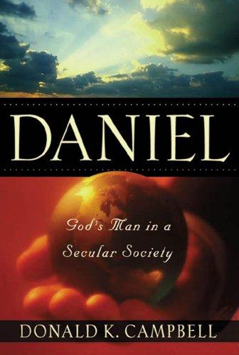 9780929239057: Daniel: God's Man in a Secular Society