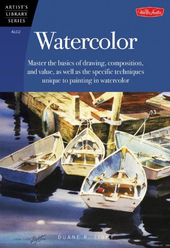 9780929261027: Watercolor (Artist's Library series #02)