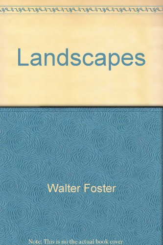 9780929261324: Landscapes (How to Draw and Paint Series)