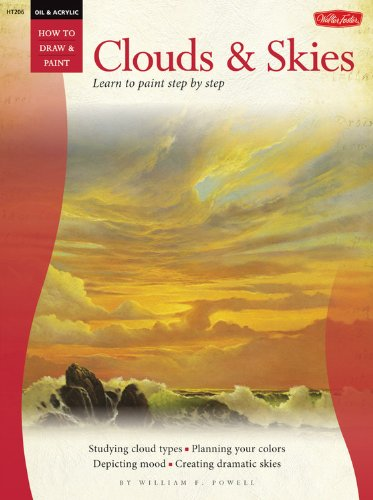 9780929261485: Clouds and Skies: Learn to Paint Step by Step