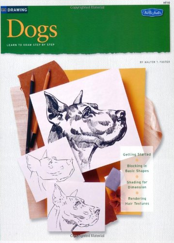 How to Draw and Paint Dogs