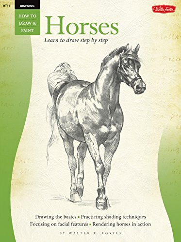 9780929261720: Drawing: Horses (How to Draw)