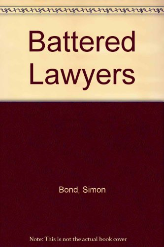 9780929264752: Battered Lawyers