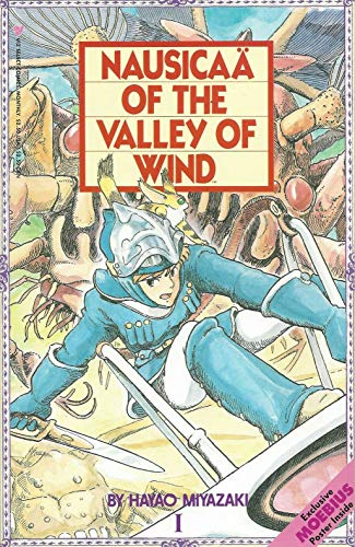 9780929279008: Nausicaa of the Valley of the Wind (Part 1, #1)