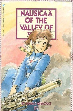9780929279039: Nausicaa Of The Valley Of Wind (Part 1, Book 4)