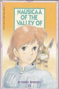 9780929279053: Nausicaa Of The Valley Of Wind (Part 1, Book 6)