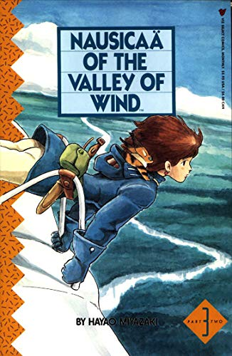 9780929279091: Nausicaa Of The Valley Of Wind (Part 2, Book 3)