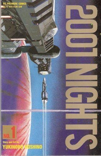 2001 Nights (Vol. 1): Hoshino, Yukinobu; Horibuchi, Seiji (editor); ; Burke, Fred (translator)