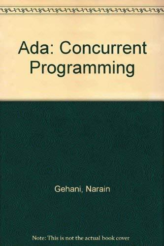 9780929306087: Ada: Concurrent Programming