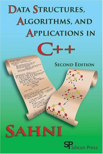 9780929306322: Data Structures, Algorithms, And Applications In C++