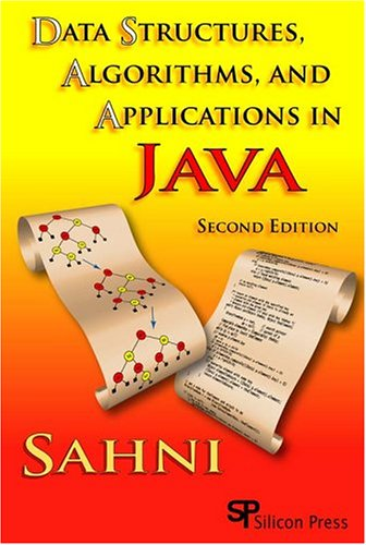 9780929306339: Data Structures, Algorithms, And Applications In Java
