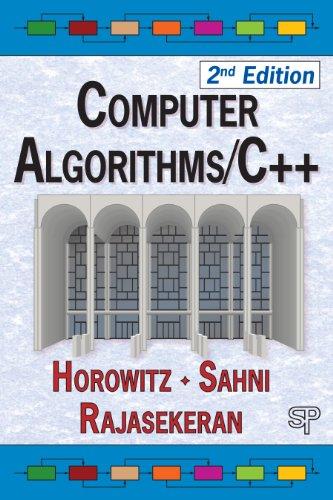 9780929306421: Computer Algorithms / C++