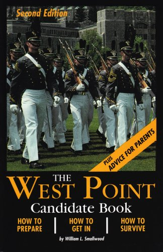 9780929311029: The West Point Candidate Book