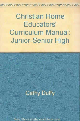 Christian Home Educators Curriculum Manu: Cathy Duffy