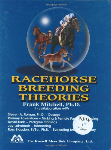 9780929346755: Racehorse Breeding Theories