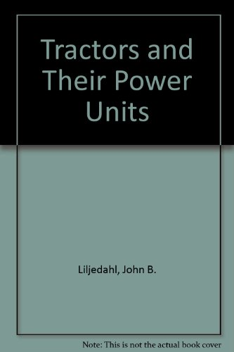 9780929355726: Tractors and Their Power Units
