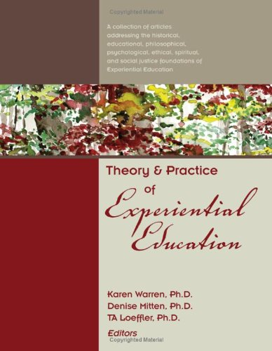 9780929361178: Theory and Practice of Experiential Education