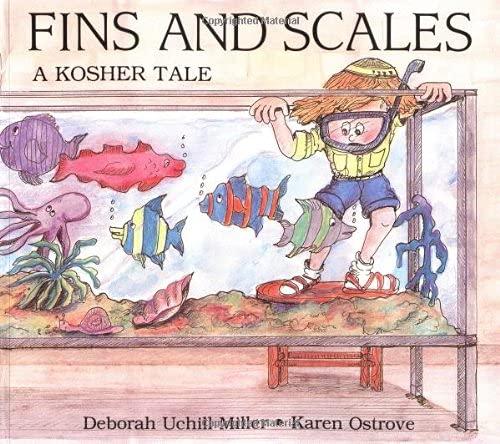 9780929371269: Fins and Scales (Kar-Ben Favorites)