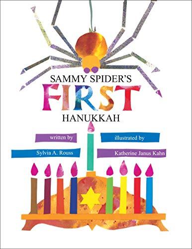 9780929371467: Sammy Spider's First Hanukkah (Sammy Spider's First Books)