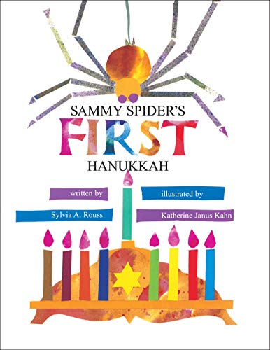 Sammy Spiders First Hanukkah Sammy Spiders First Books