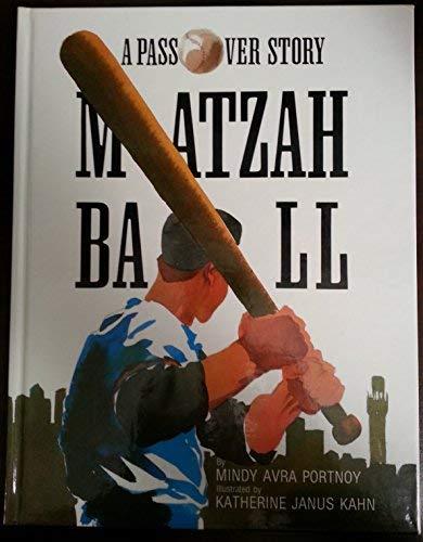 9780929371689: Matzah Ball: A Passover Story