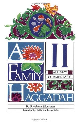 9780929371962: A Family Haggadah II (English and Hebrew Edition)