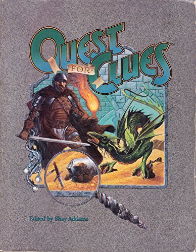 9780929373003: Quest for Clues