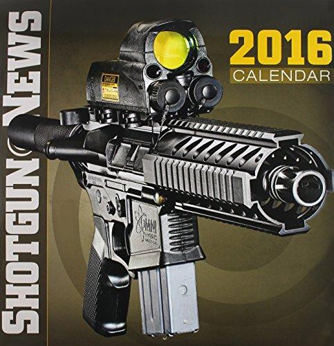 9780929384153: 2016 Shotgun News Calendar