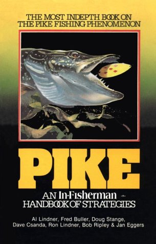 9780929384528: Pike: An In-Fisherman Handbook of Strategies