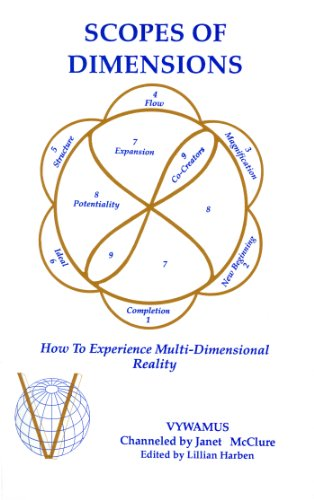 Scopes of Dimensions (Tools for Transformation): Janet McClure; Channeler-Vywamus