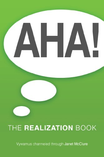 9780929385617: Aha!: The Realization Book