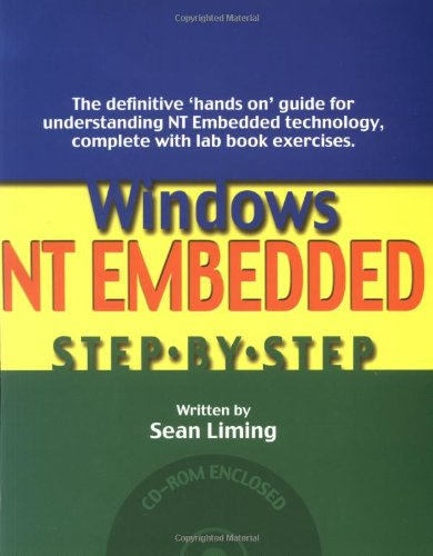 9780929392684: Windows Nt Embedded: Step-By-Step