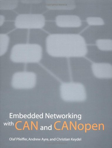 9780929392783: Embedded Networking with CAN and CANopen