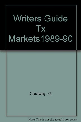 Writers' Guide to Texas Markets