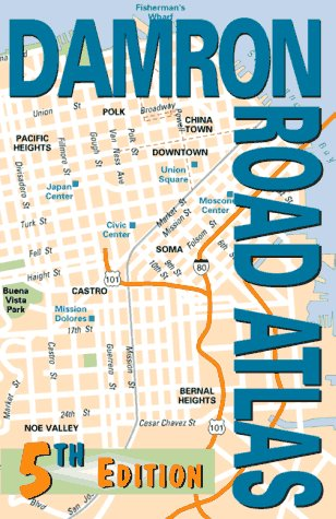 DAMRON RD ATLAS 5TH ED- P (Damron City Guide) (0929435176) by Bob Damron; Gina M. Gatta; Ian Philips