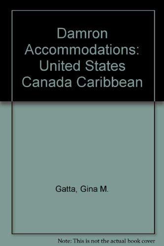 Damron Accommodations: United States Canada Caribbean: Gina M. Gatta