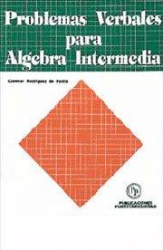 9780929441573: Problemas verbales para álgebra intermedia